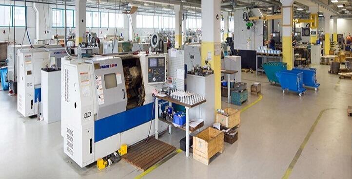 Producenci maszyn CNC